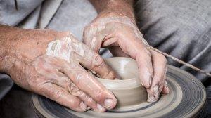 Potters hand devotional